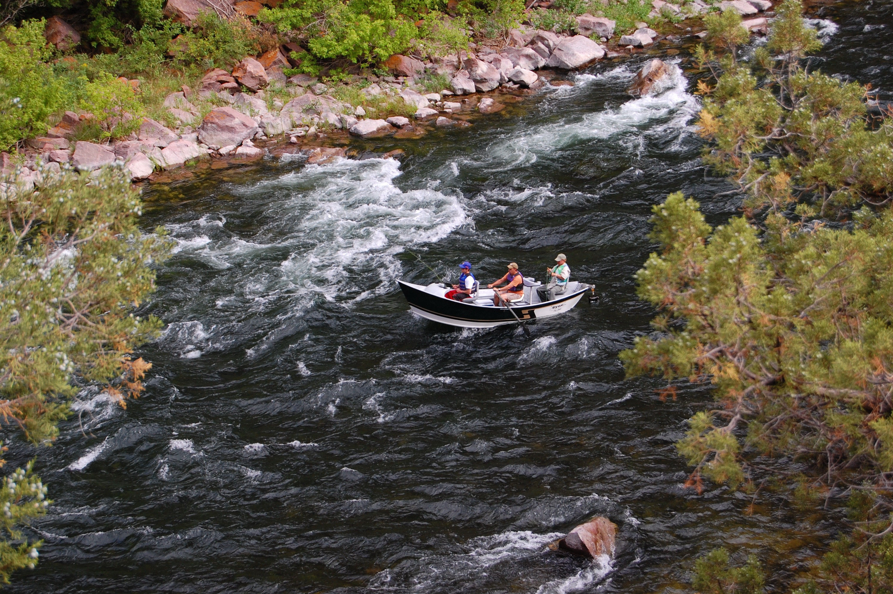Green river fly and tackle shop for Green river utah fishing
