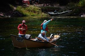 Contact us for Flaming gorge fishing guides