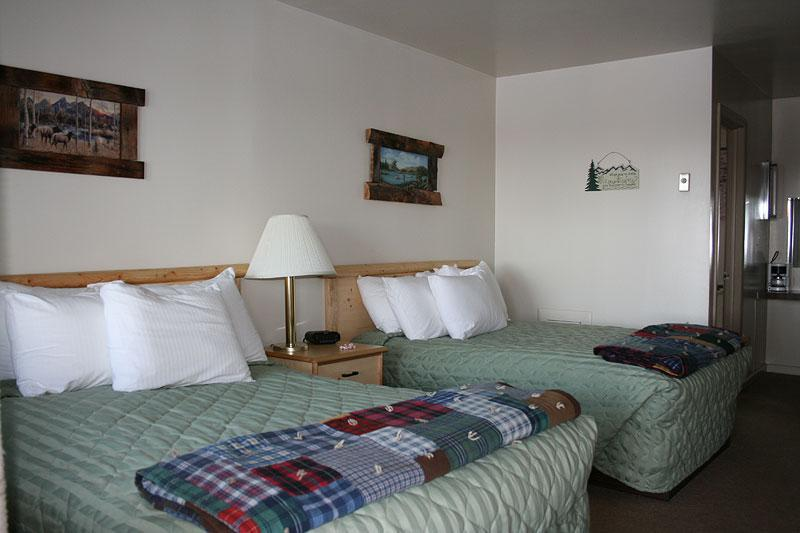 Enjoy our comfy Motel Rooms