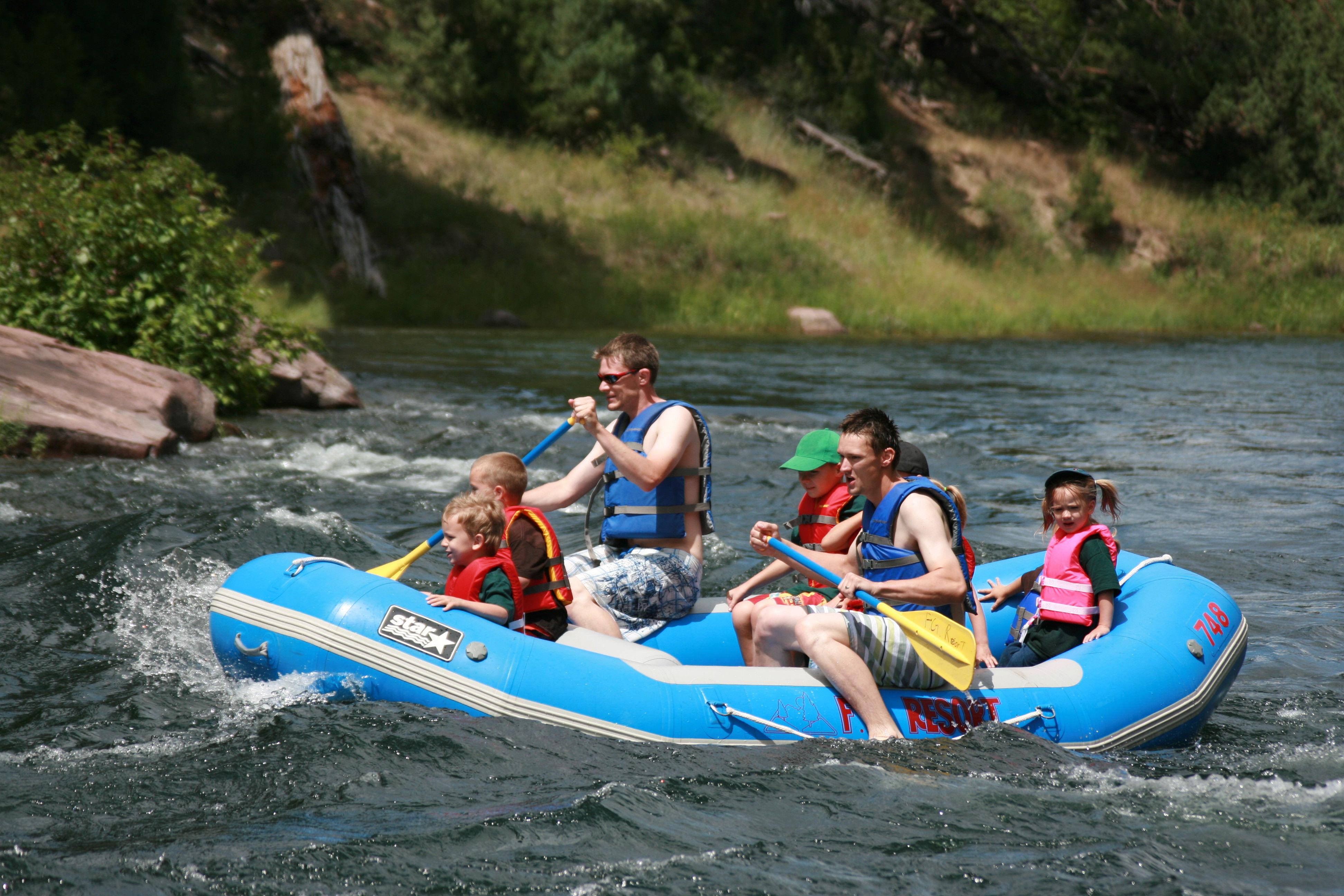 Raft & Boat Rentals